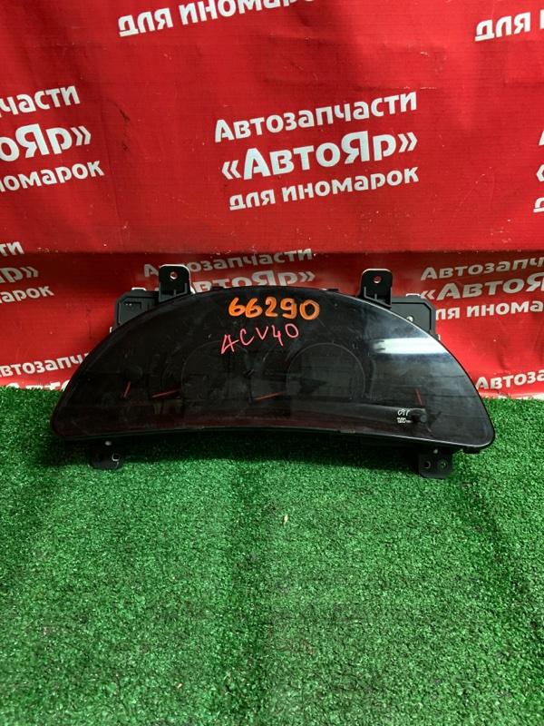 Комбинация приборов Toyota Camry ACV40 2AZ-FE 2006 83800-33A50