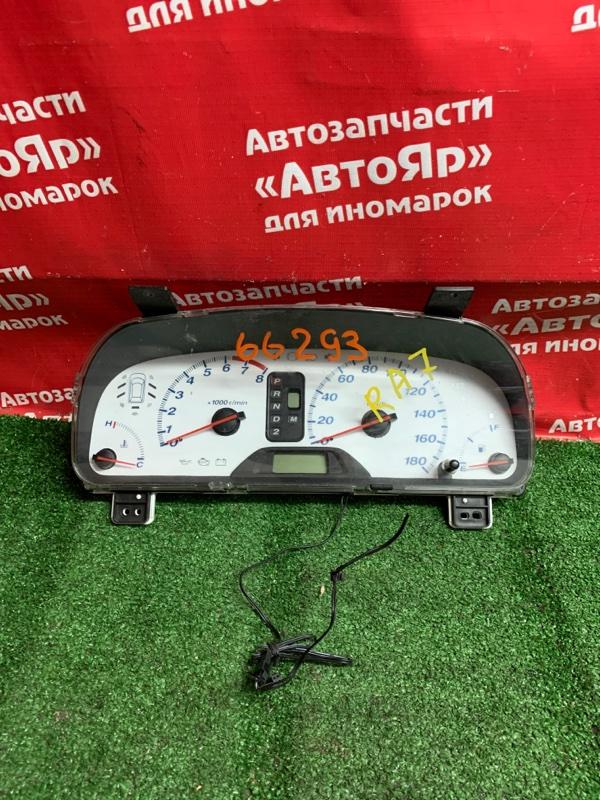 Комбинация приборов Honda Odyssey RA-7 F23A 2001 78100-S3N-J200