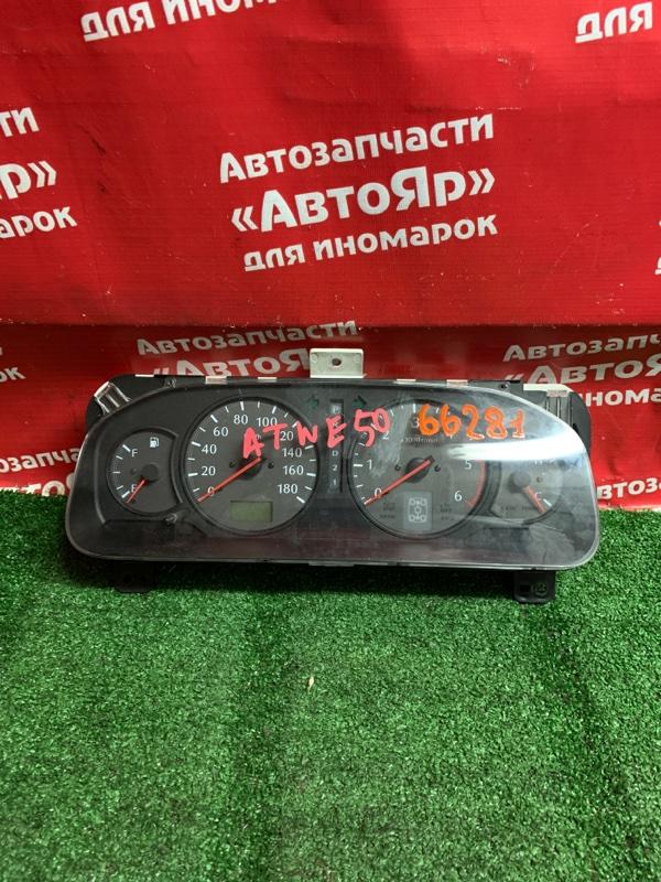 Комбинация приборов Nissan Elgrand ATWE50 ZD30DDTI 2001 24810-VG203
