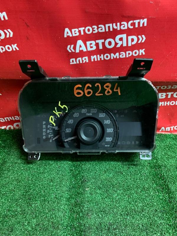 Комбинация приборов Honda Stepwgn RK5 R20A 2009 78100-SZW-9111