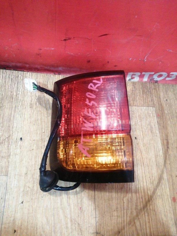Стоп-сигнал Nissan Elgrand ATWE50 ZD30DDTI 12.2001 задний левый №47-91