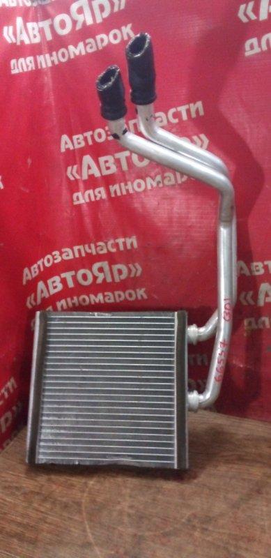 Радиатор печки Nissan X-Trail TNT31 QR25DE 10.2007