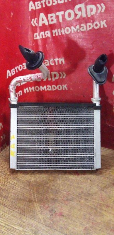 Радиатор печки Honda Odyssey RA7 F23A 2001 Передний