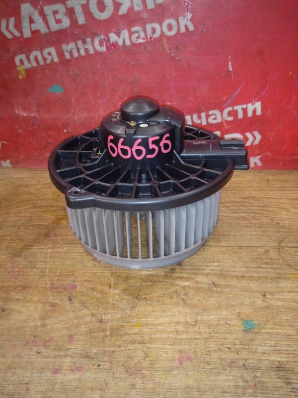 Вентилятор (мотор отопителя) Honda Civic Ferio ES2 D15B 2003 2 контакта. дефект корпуса