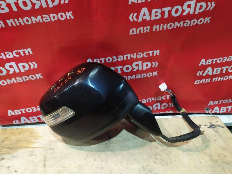 Зеркало Honda Stepwgn RK5 R20A 2009 переднее правое 10 конт, повторитель P9292