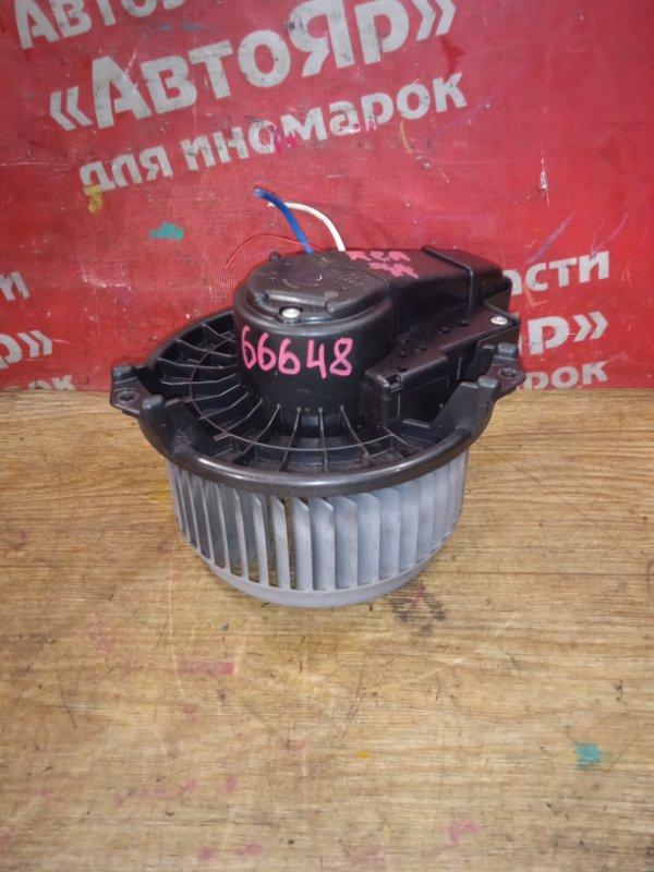 Вентилятор (мотор отопителя) Toyota Rav4 ACA31W 2AZ-FE 01.2006 3 контакта. 87103-42080
