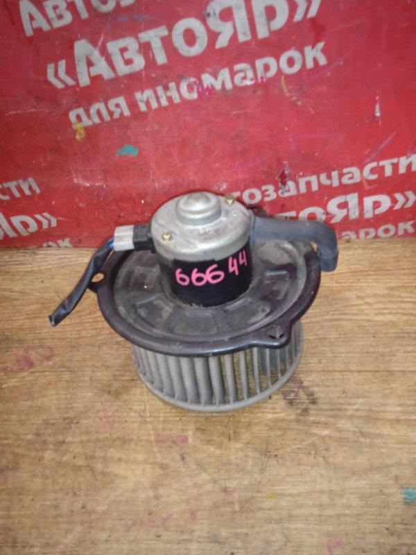 Вентилятор (мотор отопителя) Mazda Bongo Brawny SK56V WL 06.2001 2 контакта