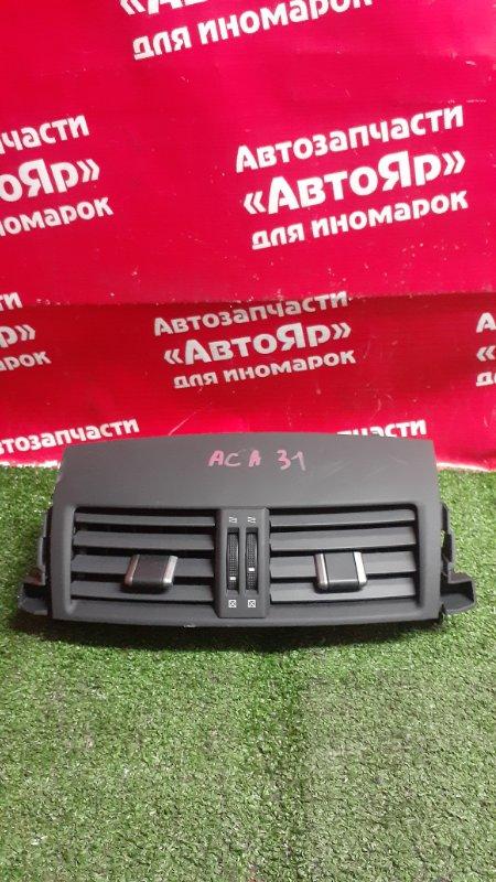 Дефлектор воздушный Toyota Rav4 ACA31W 2AZ-FE 01.2006 55663-42010