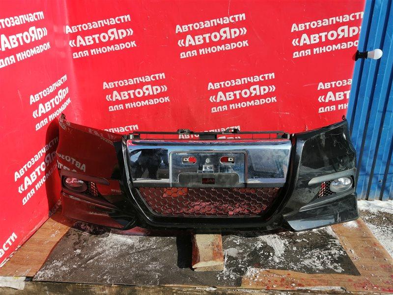 Бампер Honda Stepwgn RK5 R20A 2009 передний в сборе, SPADA.