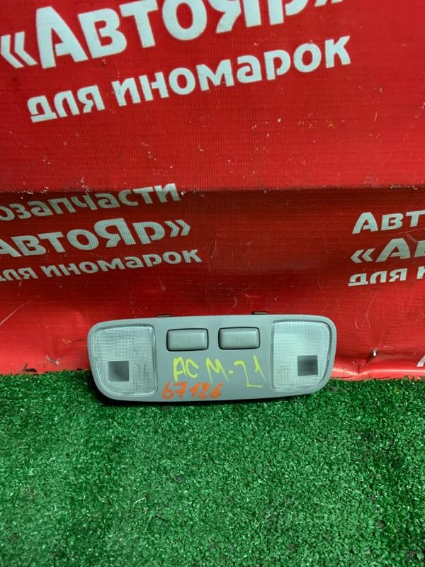 Плафон салона Toyota Ipsum ACM21W 2AZ-FE 02.2002