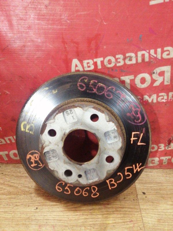 Диск тормозной Mazda Familia BJ5W ZL-DE 10.2002 передний левый Диаметр 234мм.