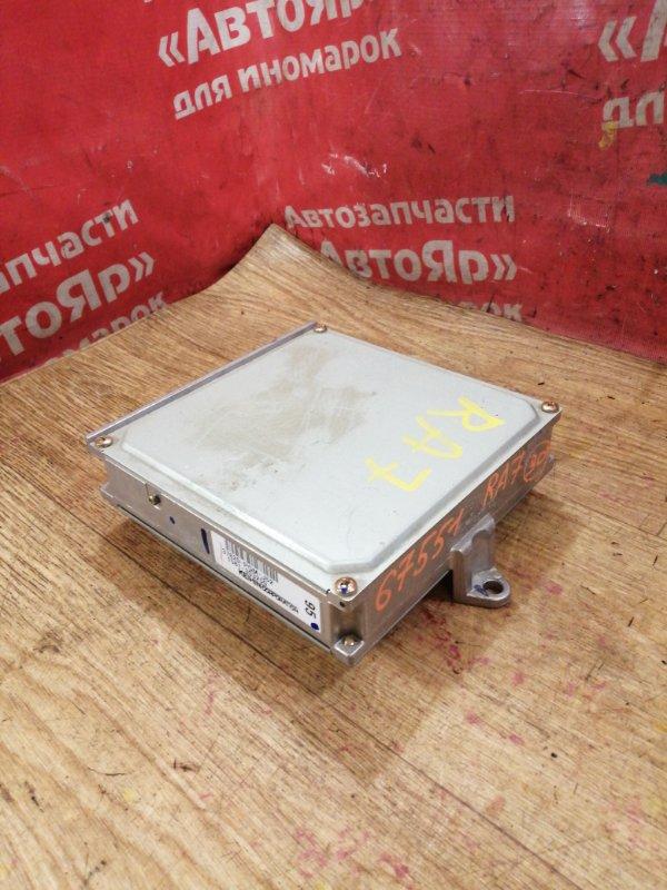 Блок управления efi Honda Odyssey RA7 F23A 2001 37820-PGM-J52