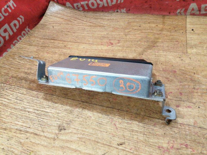 Блок управления abs Nissan Bluebird EU14 SR18DE 03.1998 47850-5J000