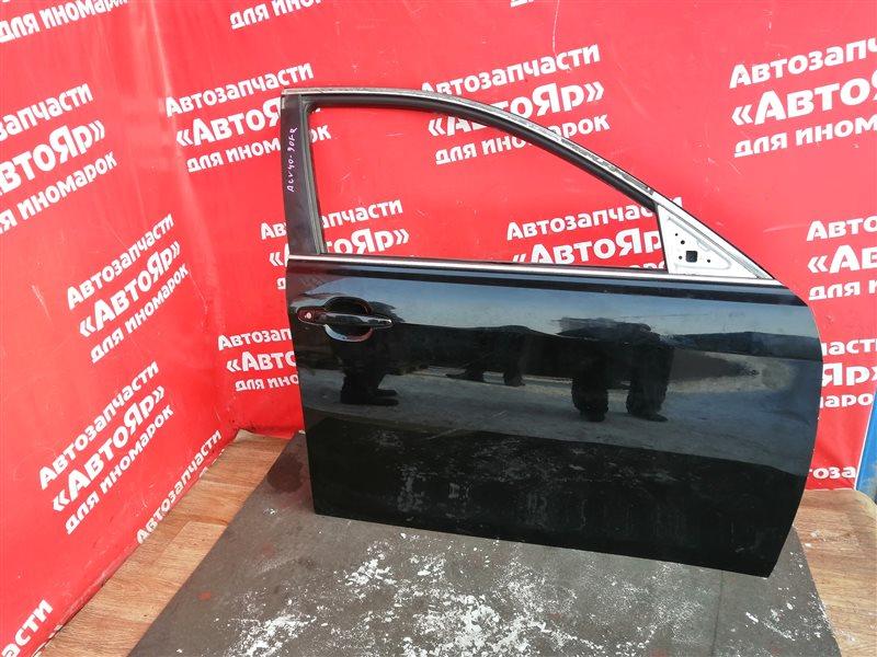 Дверь боковая Toyota Camry ACV40 2AZ-FE 03.2006 передняя правая В сборе, не большая вмятина.