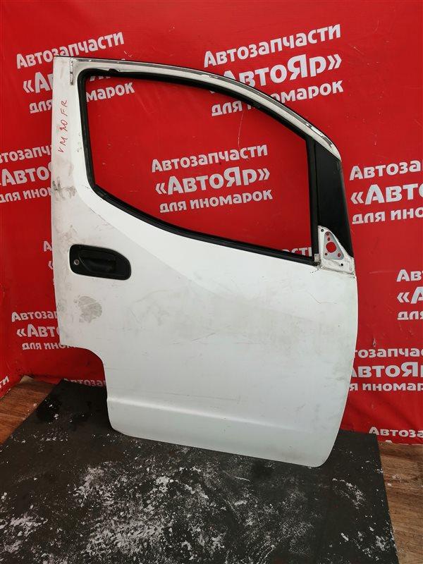 Дверь боковая Nissan Nv200 VM20 HR16DE 10.2009 передняя правая Цена за голую.