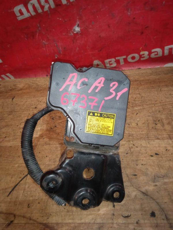 Блок abs Toyota Rav4 ACA31W 2AZ-FE 01.2006 44540-42110. 44050-42180