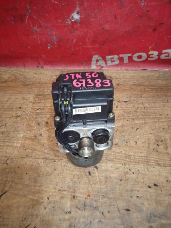 Блок abs Nissan Terrano Regulus JTR50 ZD30DDTI 10.1999 47660 2W500
