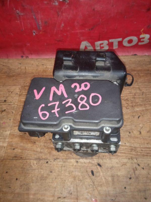 Блок abs Nissan Nv200 VM20 HR16DE 10.2009 47660-JX36A