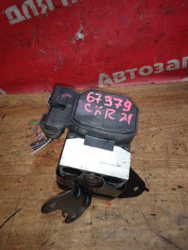 Блок abs Toyota Estima Emina CXR21G 3C-TE 03.1998 44510-28060