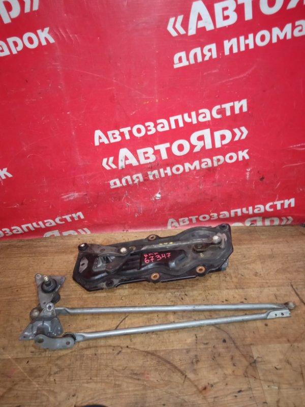Механизм стеклоочистителя Honda Odyssey RA7 F23A 2001