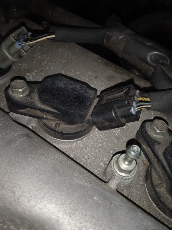 Катушка зажигания Toyota Corolla Fielder ZRE142G 2ZR-FAE 10.2010 90919-02258