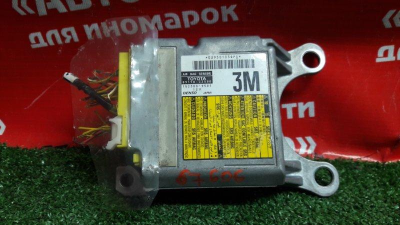 Блок управления airbag Toyota Camry ACV40 2AZ-FE 10.2006 89170-33500