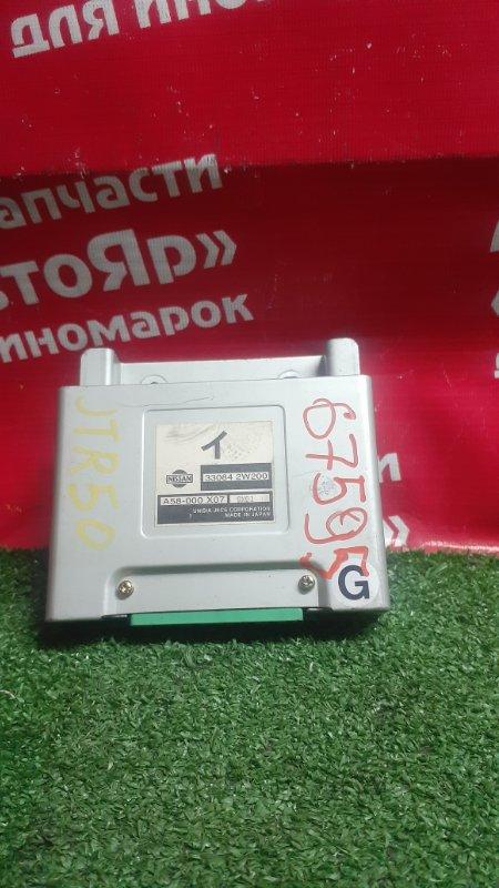 Блок переключения кпп Nissan Terrano Regulus JTR50 ZD30DDTI 10.1999 33084 2w200