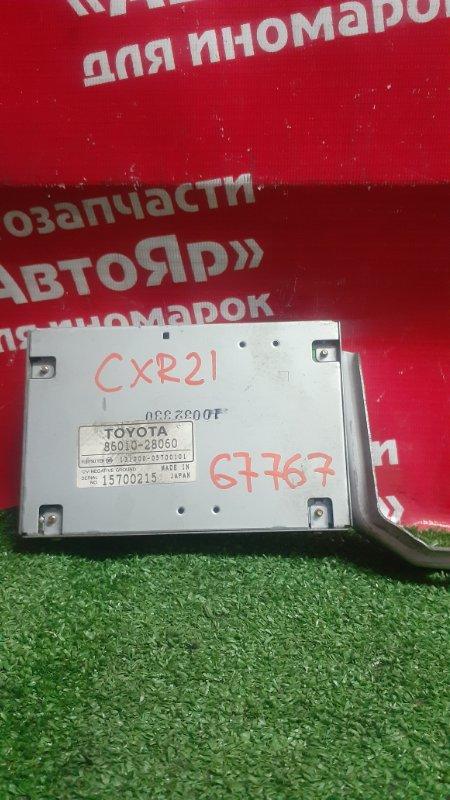 Электронный блок Toyota Estima Emina CXR21G 3C-TE 03.1998 86010-28060, TV тюнер