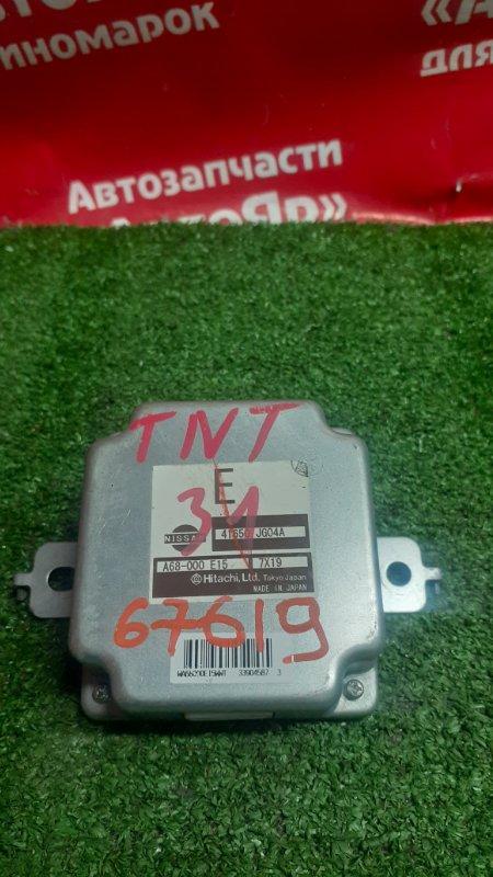 Блок переключения кпп Nissan X-Trail TNT31 QR25DE 10.2007 41650 jg04a