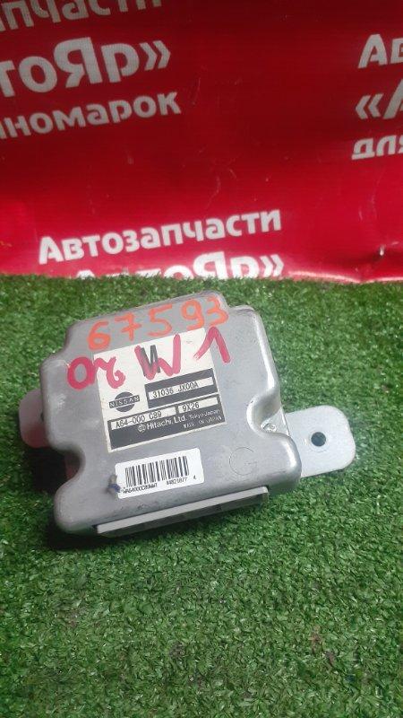 Блок переключения кпп Nissan Nv200 VM20 HR16DE 10.2009 31036 jx00a