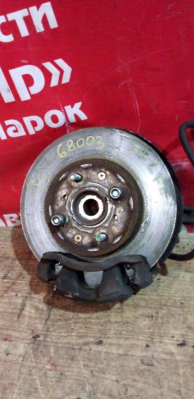 Ступица Honda Civic Ferio ES2 D15B 2003 передняя левая В сборе. сломан датчик abs. под 14 болт.