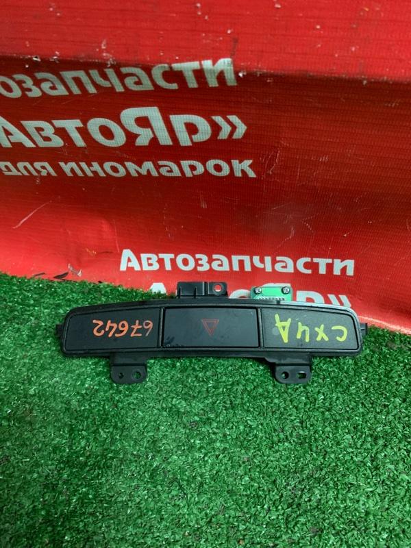 Кнопка Mitsubishi Lancer X CX4A 4B11 03.2009 аварийка