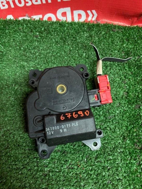 Привод заслонок отопителя Toyota Camry ACV40 2AZ-FE 03.2006 063800-0171