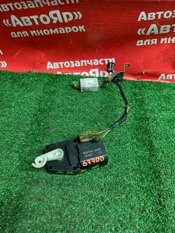Привод заслонок отопителя Mazda Bongo Brawny SK56V WL 06.2001 502752-2890