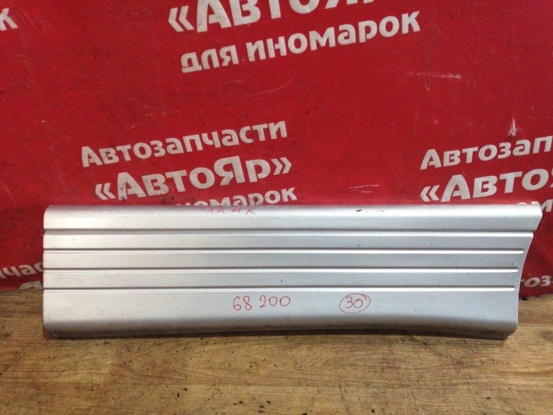 Накладка на дверь Toyota Estima Emina CXR21G 3C-TE 03.1998 задняя правая