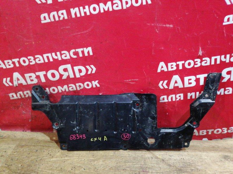 Защита двигателя Mitsubishi Lancer X CX4A 4B11 03.2009 5370a311