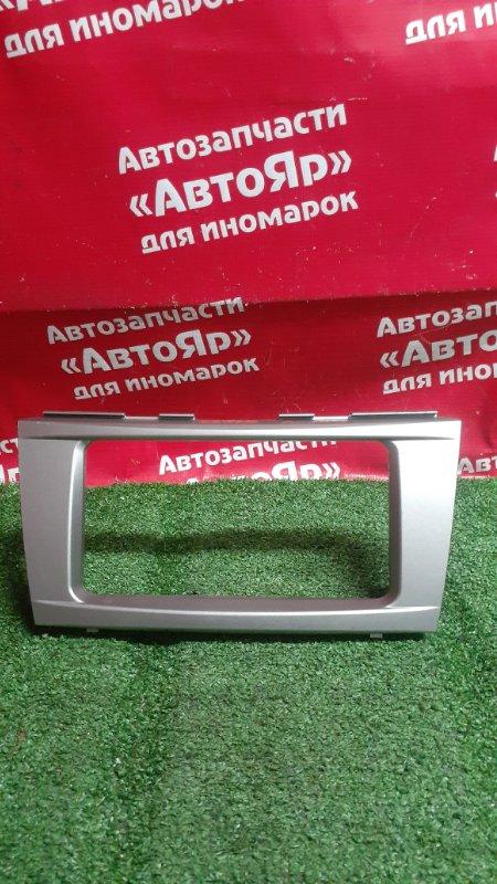 Рамка магнитофона Toyota Camry ACV40 2AZ-FE 10.2006 55420-33010