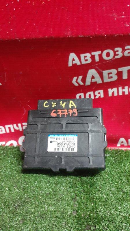Блок переключения кпп Mitsubishi Lancer X CX4A 4B11 03.2009 8631a650