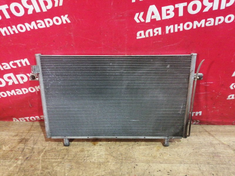 Радиатор кондиционера Nissan Elgrand ATWE50 ZD30DDTI 12.2001 дефект трубки