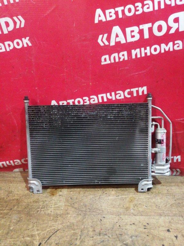 Радиатор кондиционера Mazda Demio DE3FS ZJ-VE 09.2007 дефект трубки