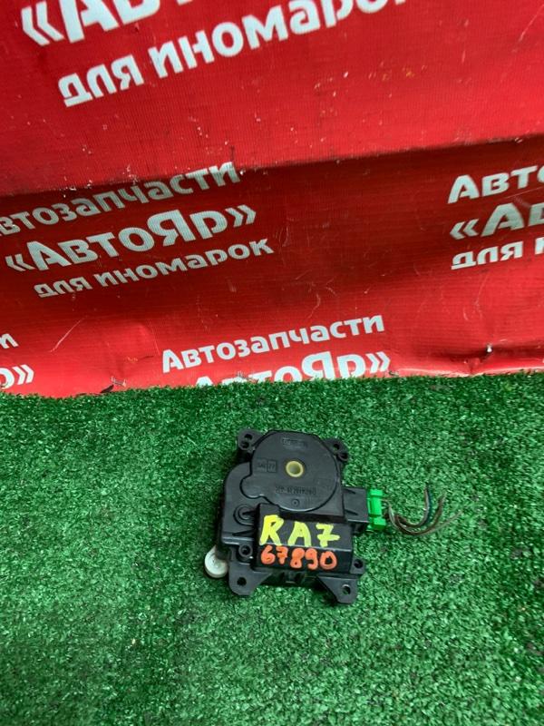 Привод заслонок отопителя Honda Odyssey RA7 F23A 2001 063700-8160