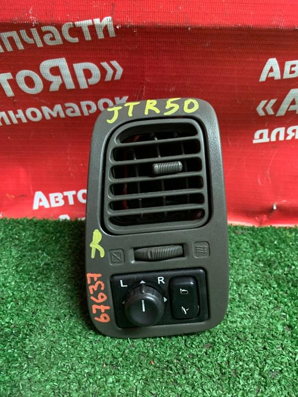 Дефлектор воздушный Nissan Terrano Regulus JTR50 ZD30DDTI 10.1999 + регулировка зеркал