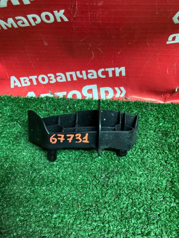 Кронштейн бампера Toyota Corolla Fielder ZRE142G 2ZR-FAE 10.2010 задний левый 52576-13060