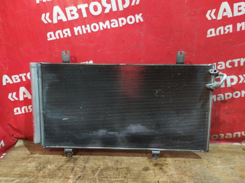Радиатор кондиционера Toyota Camry ACV40 2AZ-FE 10.2006 дефект соты