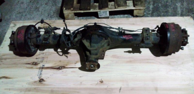 Мост Mazda Bongo Brawny SK56V WL 06.2001 задний R=3.909 В сборе, двухскатный. S58F26020, PA2527100, PA1227110A. 10