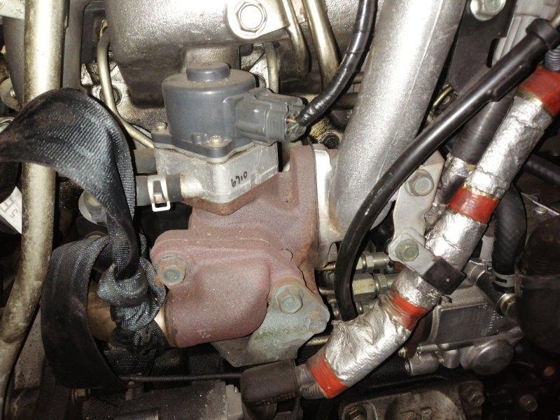 Клапан egr Nissan Terrano Regulus JTR50 ZD30DDTI 10.1999 14710-2W200 / 14710-2W201