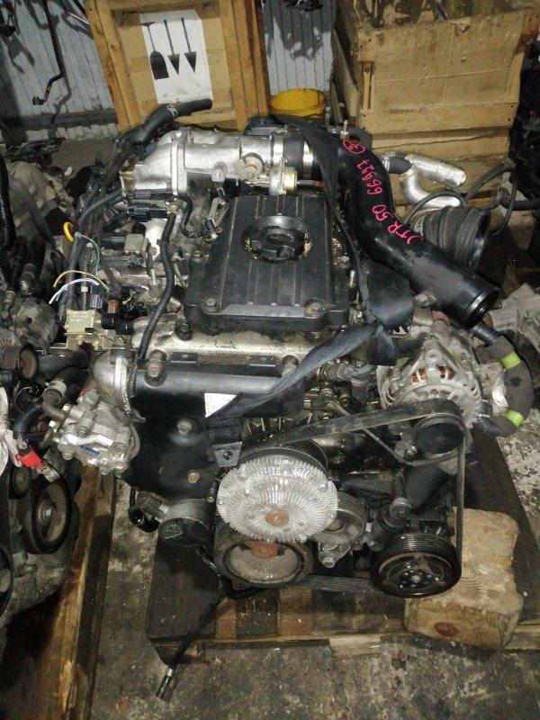Двигатель Nissan Terrano Regulus JTR50 ZD30DDTI 10.1999 Пробег 166т.км., цена указана без