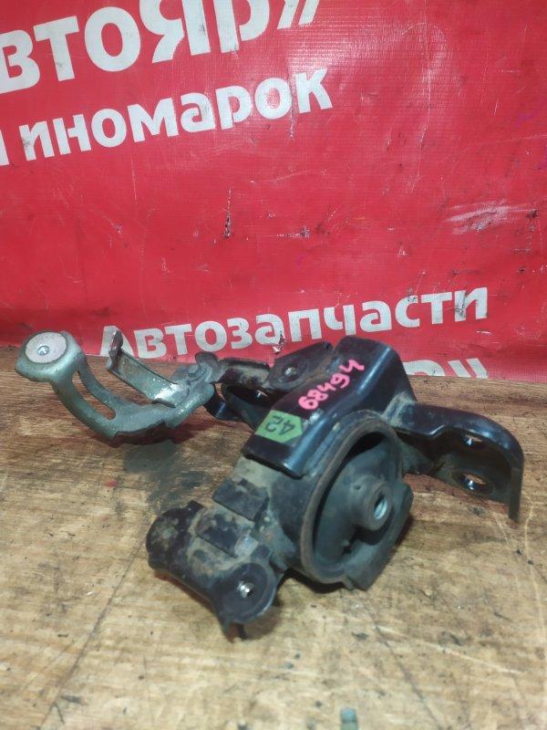 Подушка двигателя Toyota Rav4 ACA31W 2AZ-FE 01.2006 левая состояние на фото