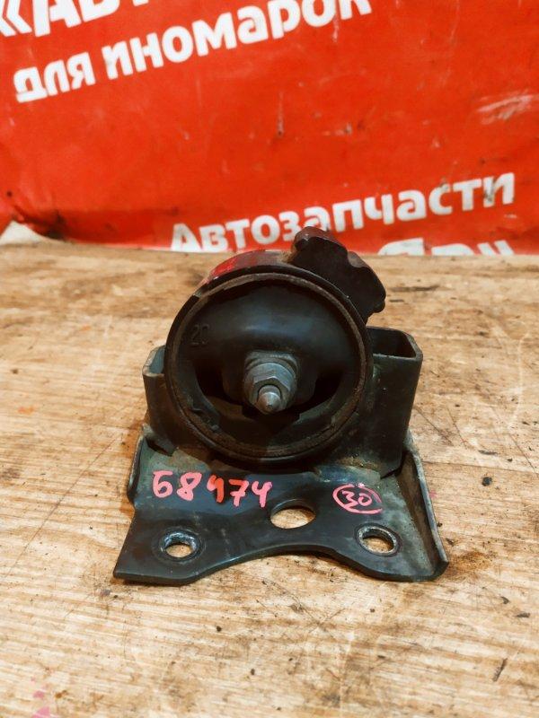 Подушка кпп Nissan Bluebird EU14 SR18DE 03.1998 передняя левая