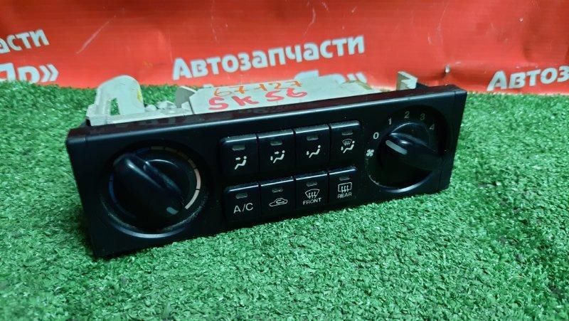 Блок управления климат-контролем Mazda Bongo Brawny SK56V WL 06.2001 механический